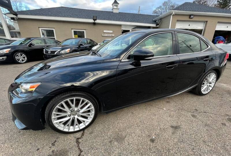 2014 Lexus IS 250 for sale at Ultra Auto Center in North Attleboro MA