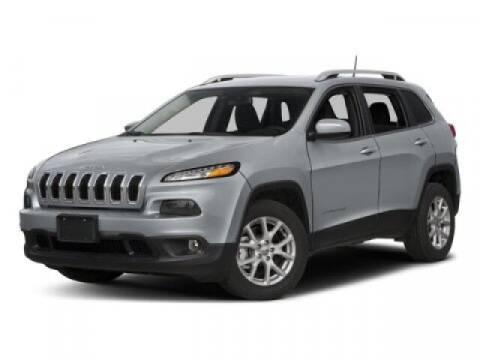 2018 Jeep Cherokee for sale at Smart Auto Sales of Benton in Benton AR
