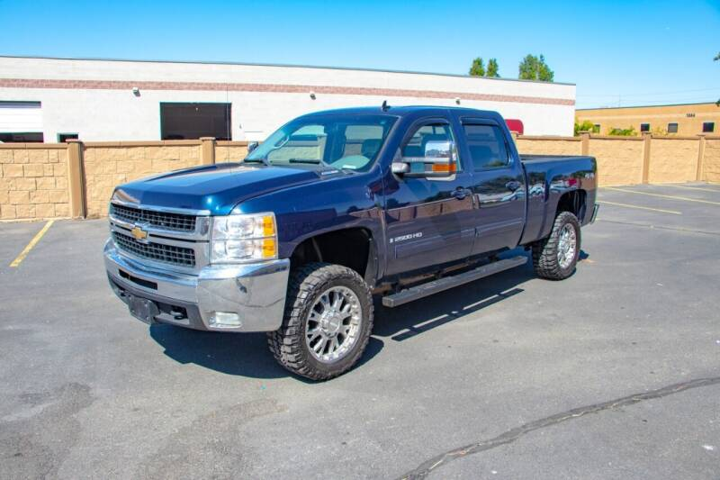 2009 Chevrolet Silverado 2500HD for sale at Hoskins Trucks in Bountiful UT
