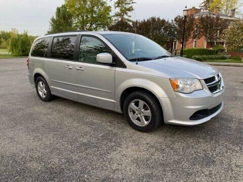 2012 Dodge Grand Caravan for sale at 62 Motors in Mercer PA