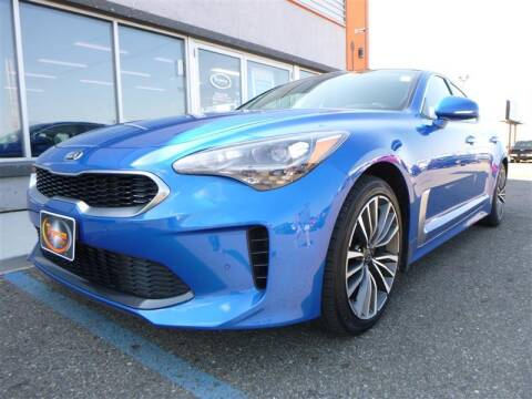 2018 Kia Stinger for sale at Torgerson Auto Center in Bismarck ND