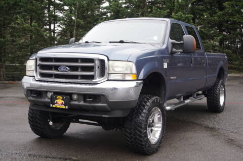 2004 Ford F-250 Super Duty for sale at West Coast Auto Works in Edmonds WA