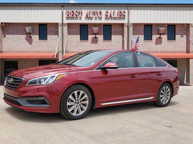 2016 Hyundai Sonata for sale at Best Auto Sales LLC in Auburn AL