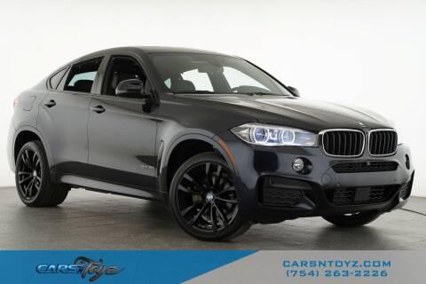 2019 BMW X6 for sale at JumboAutoGroup.com - Carsntoyz.com in Hollywood FL