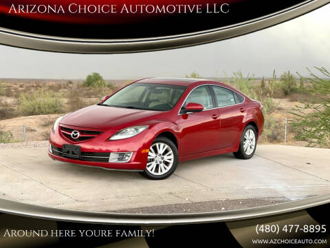 2009 Mazda MAZDA6 for sale at Arizona Choice Automotive LLC in Mesa AZ