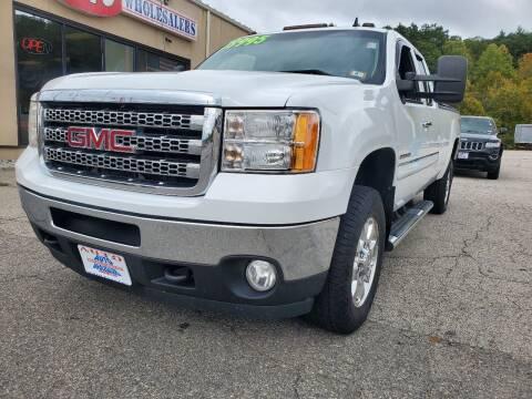 2013 GMC Sierra 3500HD for sale at Auto Wholesalers Of Hooksett in Hooksett NH