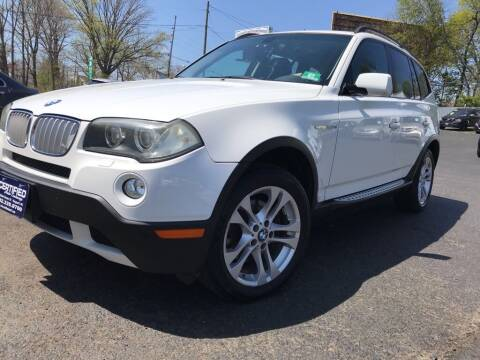 2008 BMW X3 for sale at Certified Auto Exchange in Keyport NJ