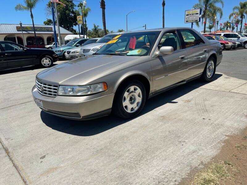 2000 Cadillac Seville for sale at 3K Auto in Escondido CA