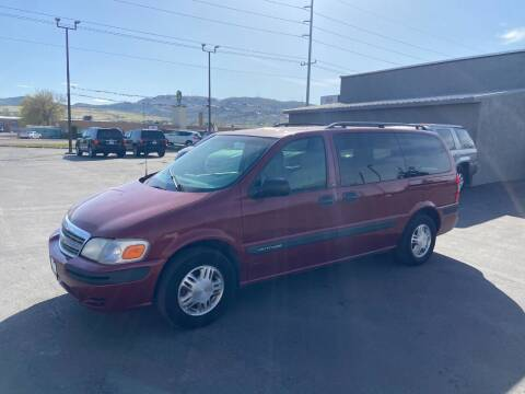 2004 Chevrolet Venture for sale at Auto Image Auto Sales in Pocatello ID