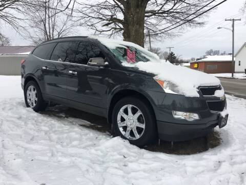 2012 Chevrolet Traverse for sale at Antique Motors in Plymouth IN