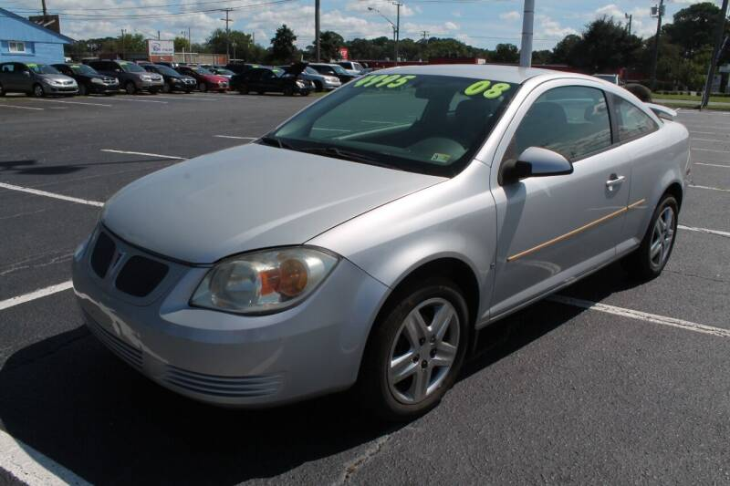 2008 Pontiac G5 for sale at Drive Now Auto Sales in Norfolk VA