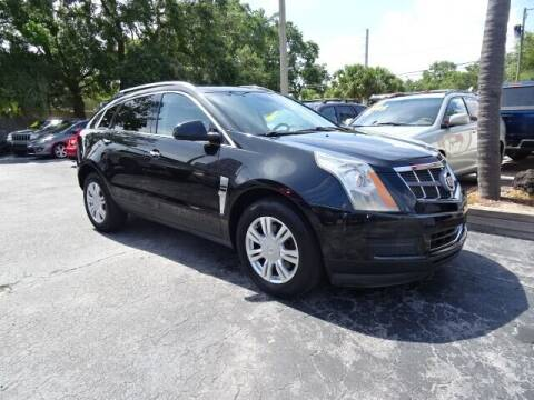 2011 Cadillac SRX for sale at DONNY MILLS AUTO SALES in Largo FL