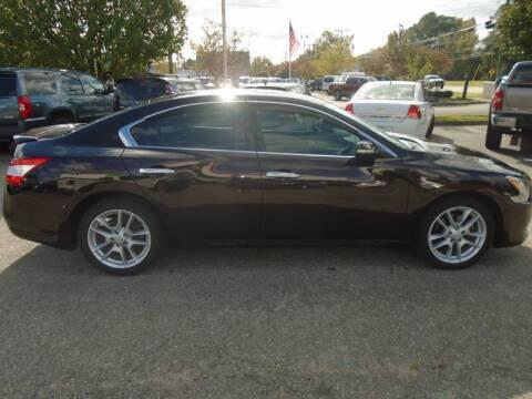 2011 Nissan Maxima for sale at Premium Auto Brokers in Virginia Beach VA