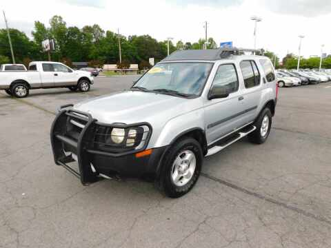 2003 Nissan Xterra for sale at Paniagua Auto Mall in Dalton GA
