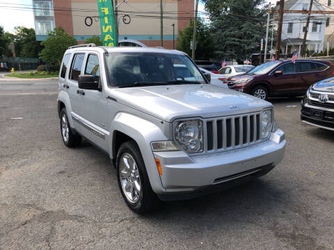 2012 Jeep Liberty for sale at 103 Auto Sales in Bloomfield NJ