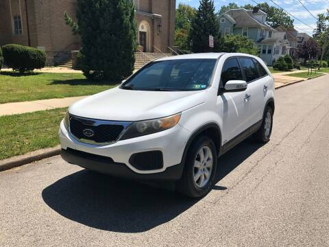 2011 Kia Sorento for sale at Michaels Used Cars Inc. in East Lansdowne PA