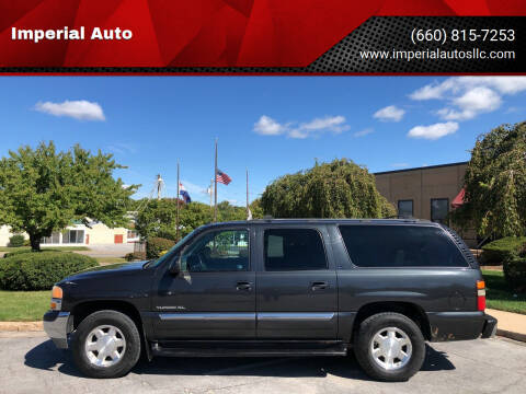 2004 GMC Yukon XL for sale at Imperial Auto of Marshall in Marshall MO