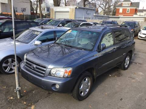 2006 Toyota Highlander for sale at Choice Motor Group in Lawrence MA