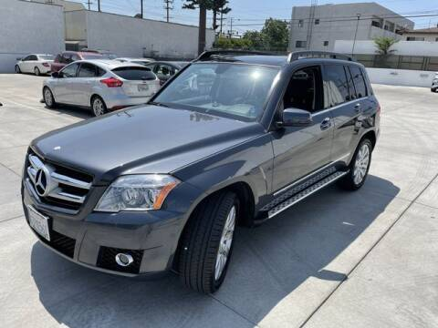 2011 Mercedes-Benz GLK for sale at Hunter's Auto Inc in North Hollywood CA