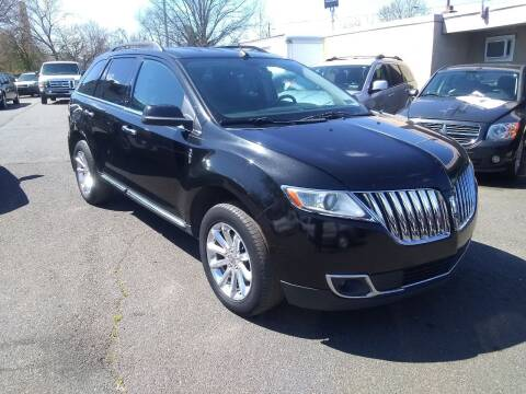 2011 Lincoln MKX for sale at Wilson Investments LLC in Ewing NJ