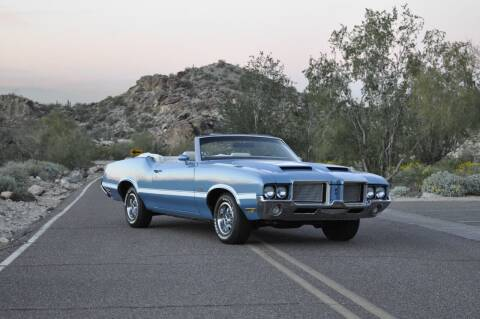 1972 Oldsmobile 442 for sale at Arizona Auto Resource in Tempe AZ