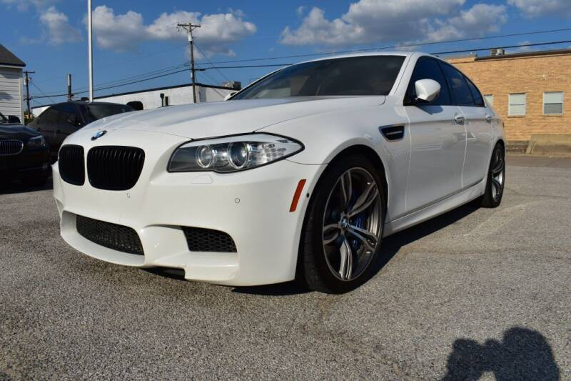 2013 BMW M5 for sale in Richardson, TX