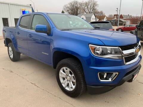 2019 Chevrolet Colorado for sale at Spady Used Cars in Holdrege NE