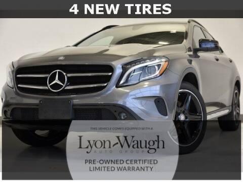 2017 Mercedes-Benz GLA for sale at Mercedes Benz of Burlington in Burlington MA