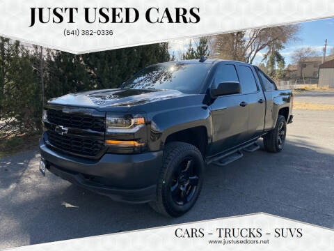 2016 Chevrolet Silverado 1500 for sale at Just Used Cars in Bend OR
