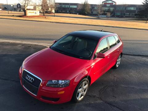 2007 Audi A3 for sale at Lux Car Sales in South Easton MA