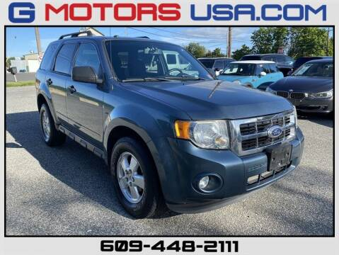 2010 Ford Escape for sale at G Motors in Monroe NJ
