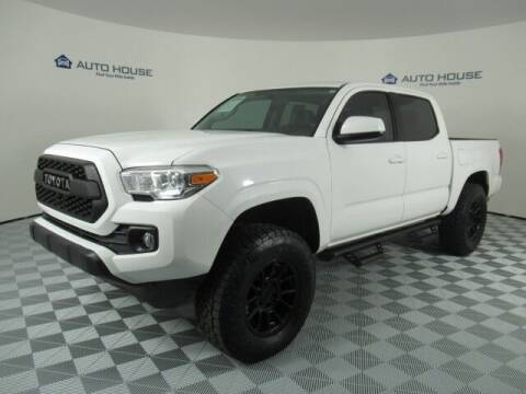 2017 Toyota Tacoma for sale at AUTO HOUSE TEMPE in Tempe AZ