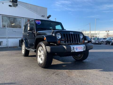 2013 Jeep Wrangler for sale at 355 North Auto in Lombard IL