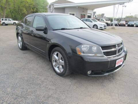 2008 Dodge Avenger for sale at St. Mary Auto Sales in Hilliard OH