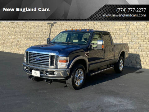 2010 Ford F-350 Super Duty for sale at New England Cars in Attleboro MA