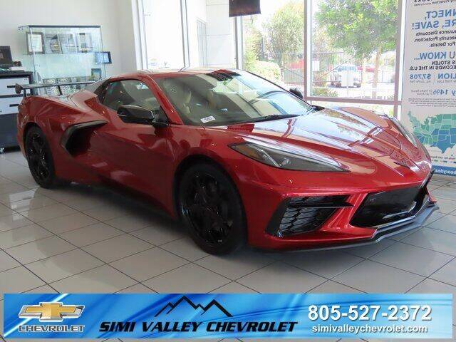 2021 Chevrolet Corvette for sale in Simi Valley, CA