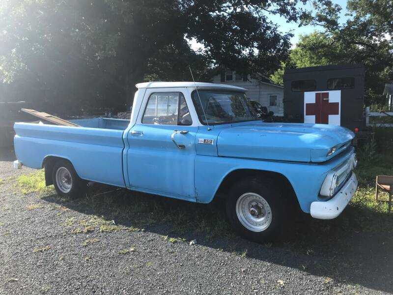 1965 Chevrolet C/K 10 Series for sale at Riverside Auto Sales in Saint Croix Falls WI