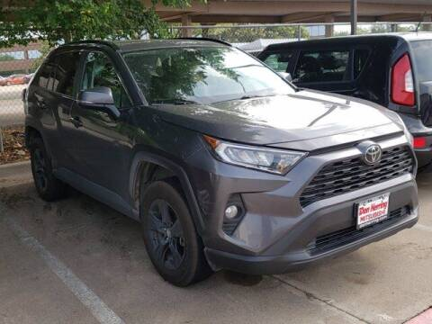 2019 Toyota RAV4 for sale at Don Herring Mitsubishi in Plano TX