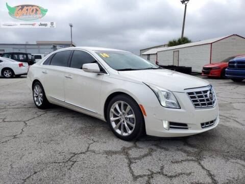 2014 Cadillac XTS for sale at GATOR'S IMPORT SUPERSTORE in Melbourne FL