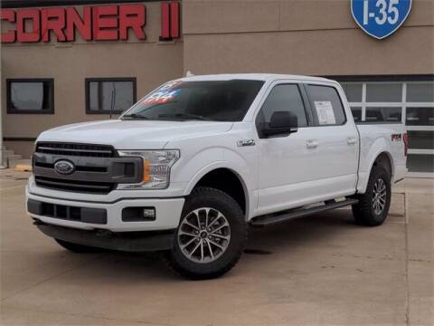 2018 Ford F-150 for sale at Auto Bankruptcy Loans in Chickasha OK