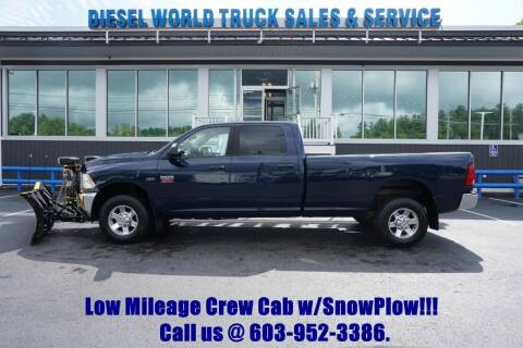 2012 RAM Ram Pickup 2500 for sale at Diesel World Truck Sales in Plaistow NH