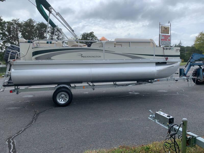 2007 Bennington 2075GS for sale at Performance Boats in Spotsylvania VA