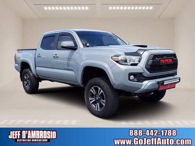 2019 Toyota Tacoma for sale in Downingtown, PA