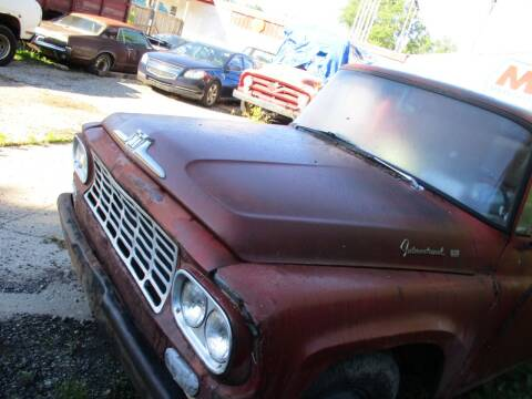 1962 International 1 ton for sale at Marshall Motors Classics in Jackson MI