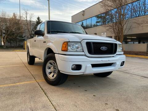 2005 Ford Ranger for sale at Total Package Auto in Alexandria VA