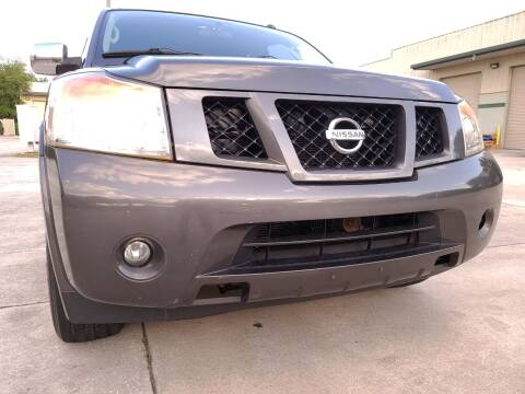 2010 Nissan Armada for sale at Monaco Motor Group in Orlando FL