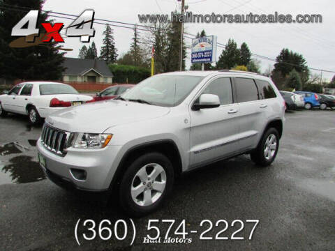 2011 Jeep Grand Cherokee for sale at Hall Motors LLC in Vancouver WA