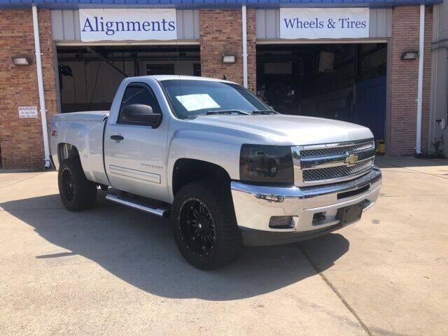 2012 Chevrolet Silverado 1500 for sale at Wilson Autosports LLC in Fort Walton Beach FL