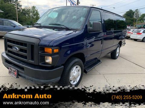 2012 Ford E-Series Wagon for sale at Ankrom Auto in Cambridge OH