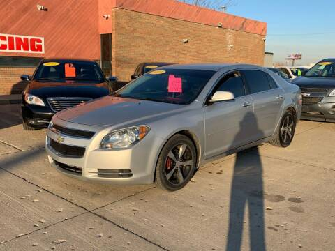 2012 Chevrolet Malibu for sale at Cars To Go in Lafayette IN